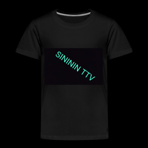 SINININ TTV - Kinder Premium T-Shirt