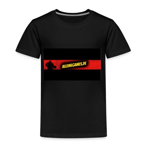 AlleineGames.de - Kinder Premium T-Shirt