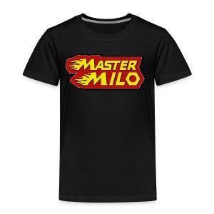 MasterMilo - Kinderen Premium T-shirt