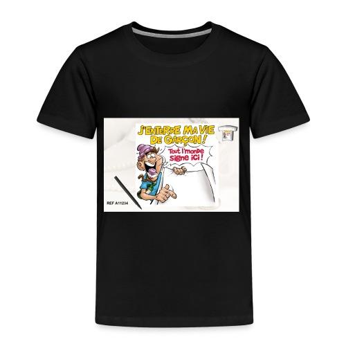 A11234 - T-shirt Premium Enfant