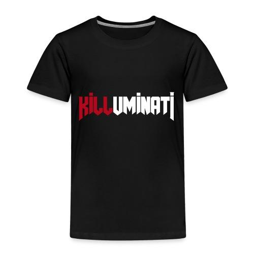 KILLUMINATI influence logo - Maglietta Premium per bambini