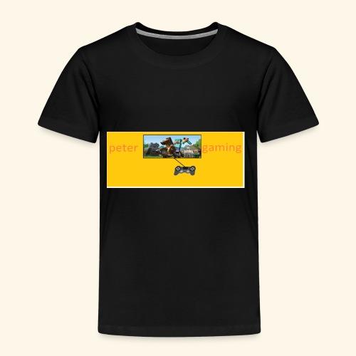 peter gaming - Kids' Premium T-Shirt