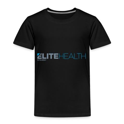 elitehealth logo 1 - Camiseta premium niño