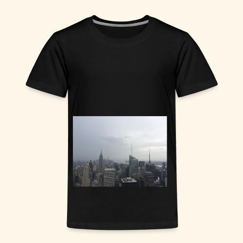 New York City view - Kinder Premium T-Shirt