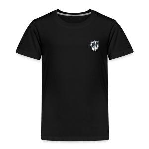 gloryvibes transparent - Kinder Premium T-Shirt