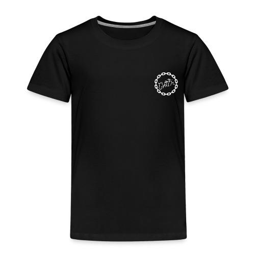 Offizielles Logo von dem DJ Ch4in - Kinder Premium T-Shirt