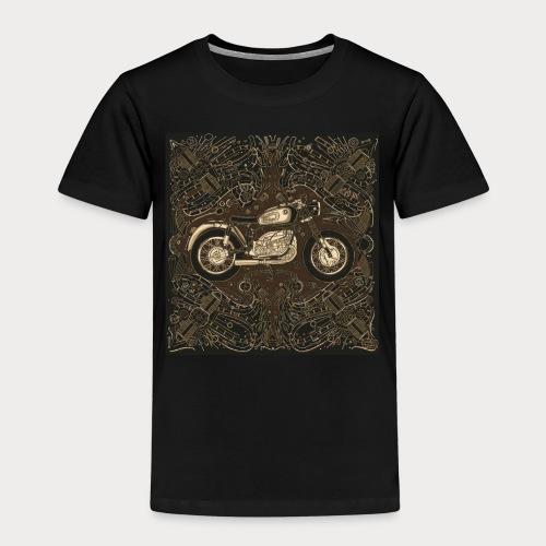 Let's ride Baby - T-shirt Premium Enfant