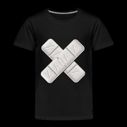 Xanax X Logo - Kinder Premium T-Shirt