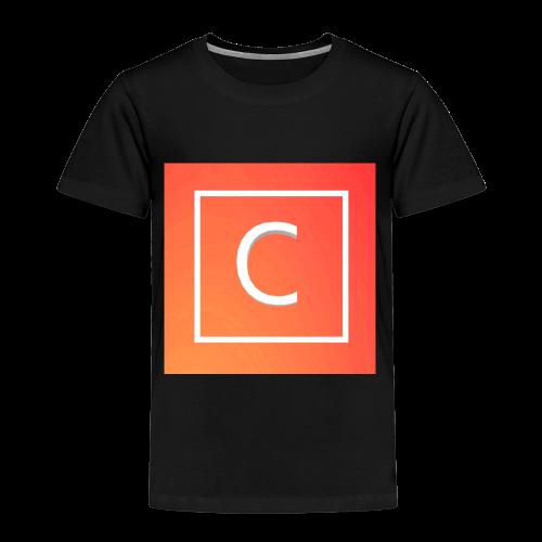 Logo [FIRST DESIGN!!!] - Kids' Premium T-Shirt