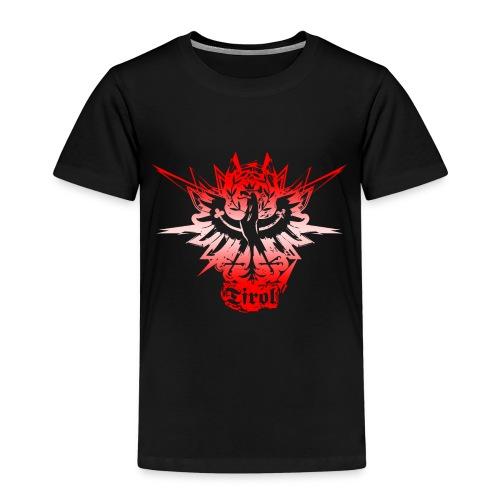 Tiroler Adler abstakt - Kinder Premium T-Shirt