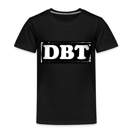 Official DBT T-Shirt - Kinder Premium T-Shirt