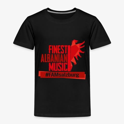 FAM salzburg - Kinder Premium T-Shirt