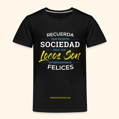 Extremadamente Felices - Camiseta premium niño