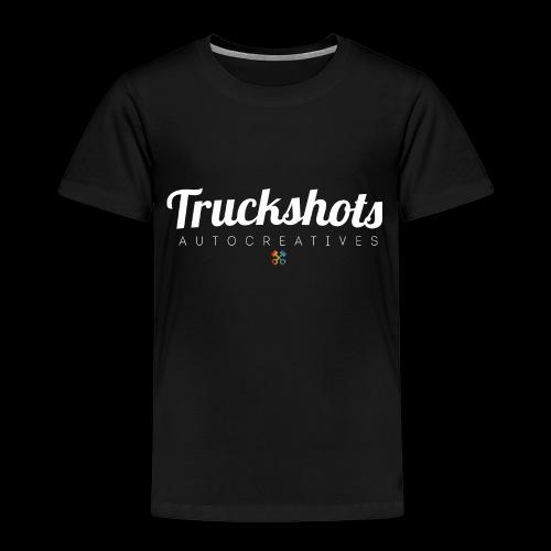 logo with small pistols RGB - Kids' Premium T-Shirt