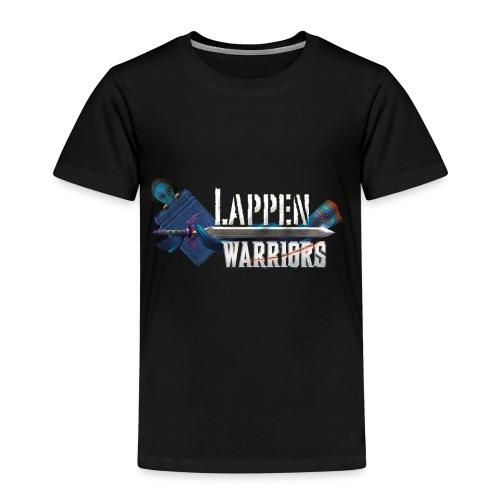 Lappen Warriors Banner (sexy boiiiiiiiiiiiiiis af) - Kinder Premium T-Shirt
