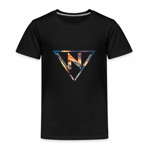 Logo team nirvana - Maglietta Premium per bambini