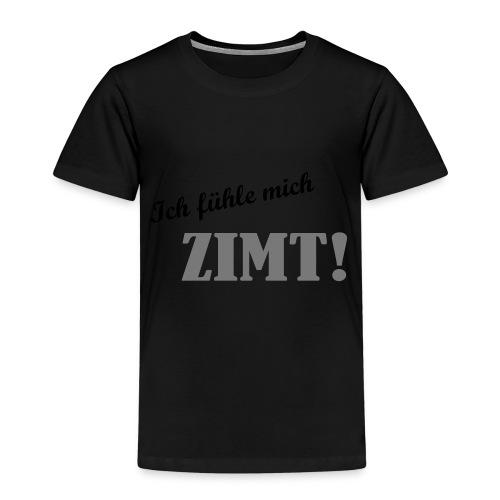 Ich fühle mich Zimt! - Kinder Premium T-Shirt