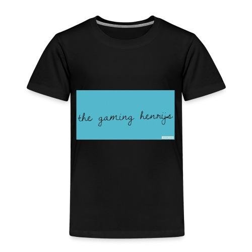 thegaminhenrijs merch - Kids' Premium T-Shirt