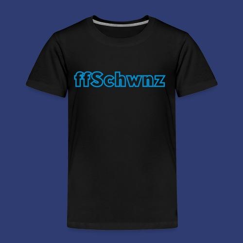 ffschwnz - Kinderen Premium T-shirt