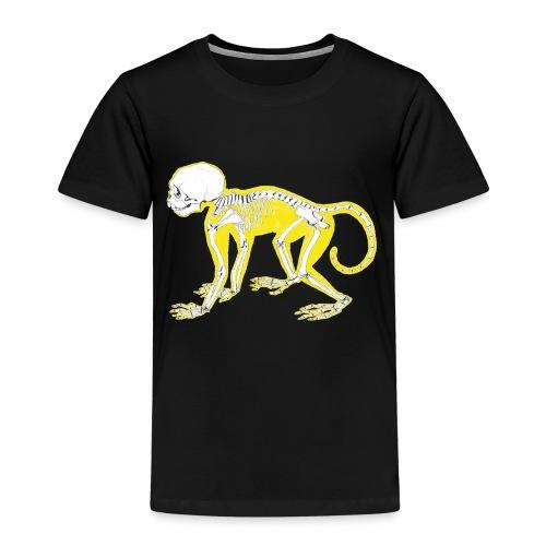 Le singe jaune - T-shirt Premium Enfant
