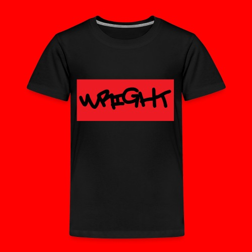 wright - Kids' Premium T-Shirt