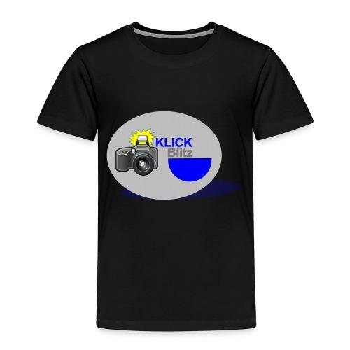Klick Blitz - Kinder Premium T-Shirt