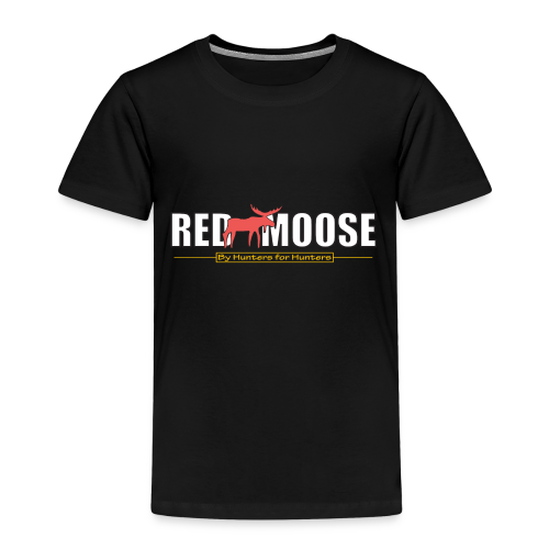 Red Moose logo - Premium-T-shirt barn