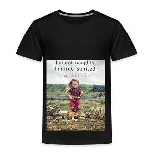 Free-Spirited - Kids' Premium T-Shirt