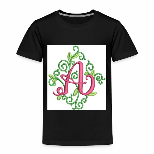 A Design - Kids' Premium T-Shirt