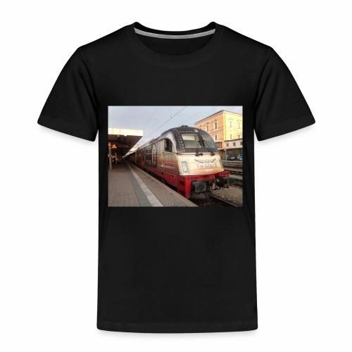 alex-Taurus 175 Jahre deutsche Eisenbahn - Kinder Premium T-Shirt