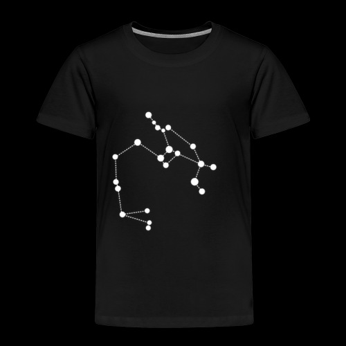 Martian - Constellation - Kids' Premium T-Shirt