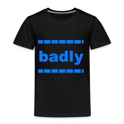 badly shop - Kids' Premium T-Shirt