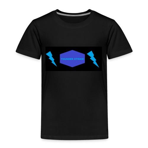 Thunder strike yt - Kids' Premium T-Shirt