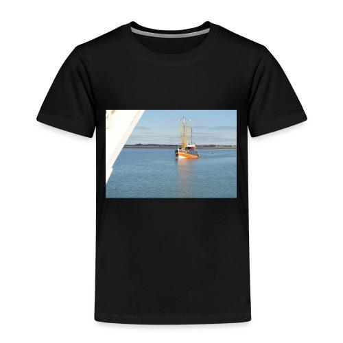 Fischkutter - Kinder Premium T-Shirt