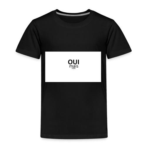 Oui mais non - T-shirt Premium Enfant