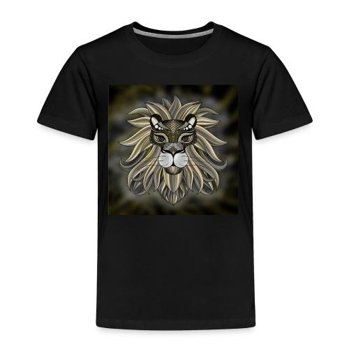 Löwe Special Edition - Kinder Premium T-Shirt