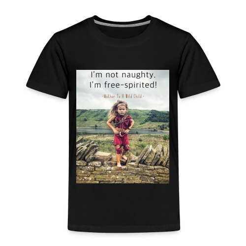 Free-Spirited - Kids' Premium T-Shirt