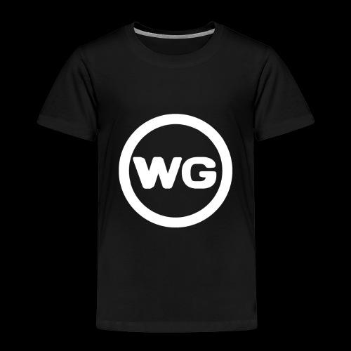 wout games - Kinderen Premium T-shirt