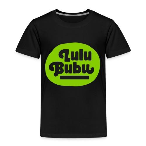 Lulububu-Logo - Kinder Premium T-Shirt