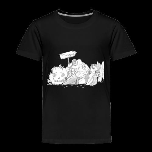 Trick or Treat S/W - Kinder Premium T-Shirt
