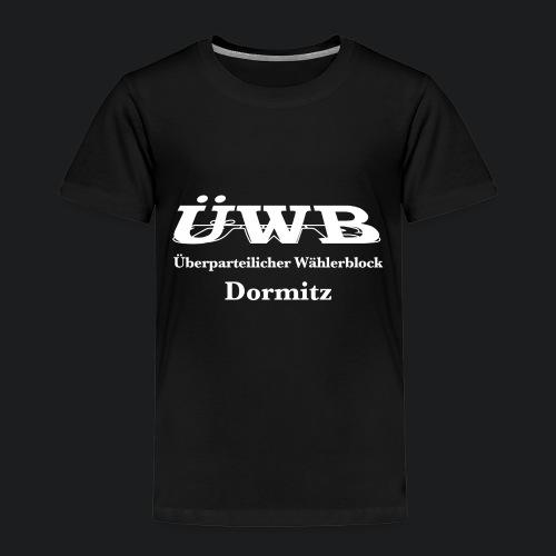 UeWB TShirts 08 - Kinder Premium T-Shirt