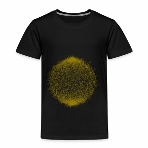 Abstrakt GOLD - T-shirt Premium Enfant