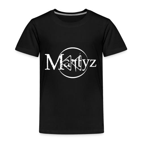 MARTYZ Logo blanc - T-shirt Premium Enfant