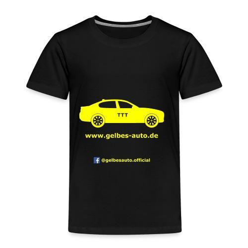 Logo - Facebook - Kinder Premium T-Shirt