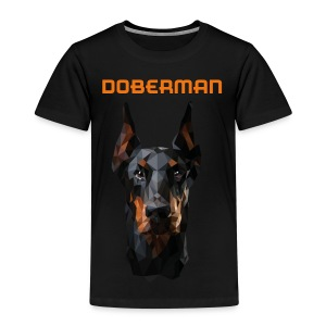 DOBERMAN - Kinderen Premium T-shirt