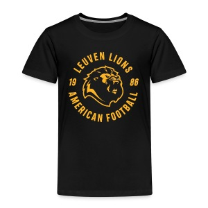 Lions old school gold - Kids' Premium T-Shirt