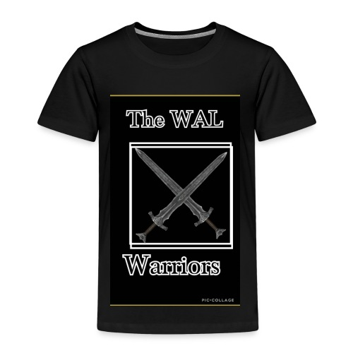 WAL Warriors - Kids' Premium T-Shirt
