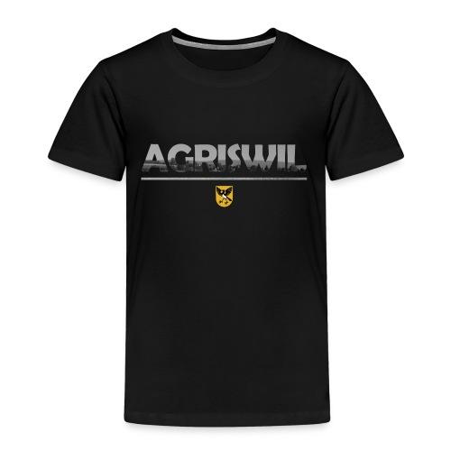 Agriswil mit Wappen - Kinder Premium T-Shirt
