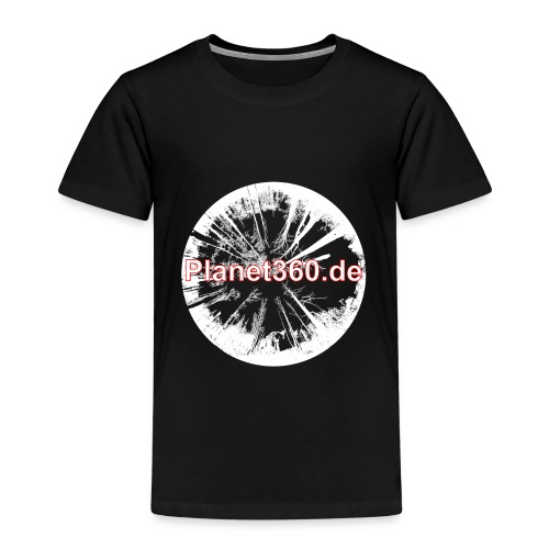 Planet360.de - Kinder Premium T-Shirt