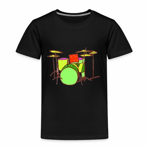 Fantasy Drums - Kids' Premium T-Shirt